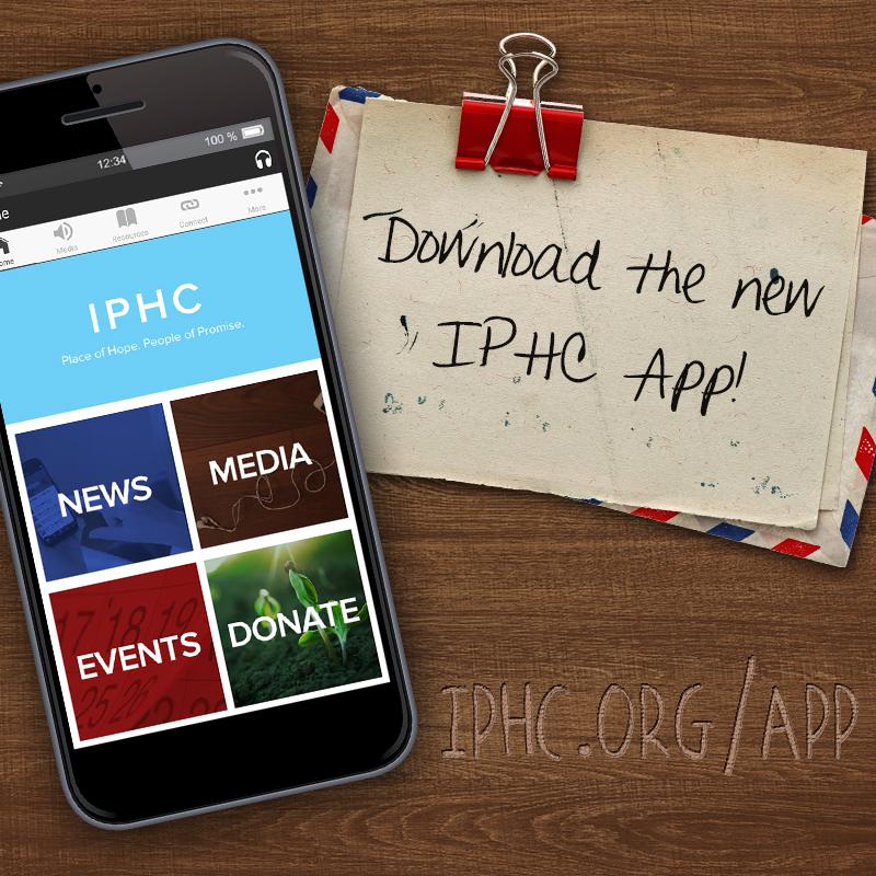 IPHC App Media Ad for Instagram