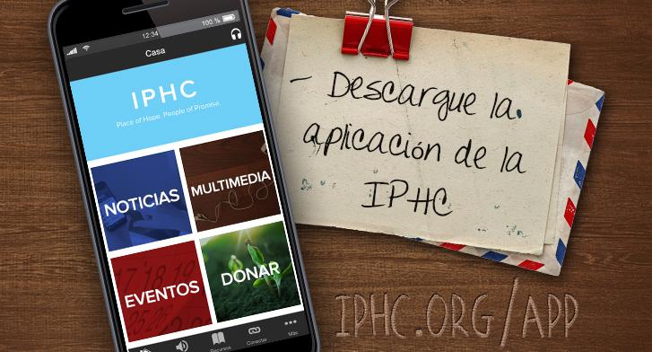 IPHC App Media Ad Spanish Facebook