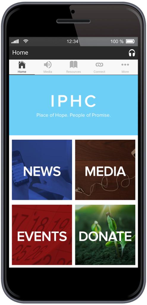 IPHC App Phone Logo 2