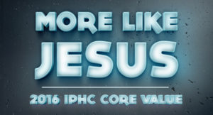 More Like Jesus - Web Banner