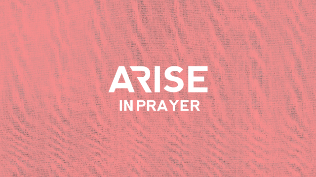International Pentecostal Holiness Church's prayer emphasis, Arise in Prayer